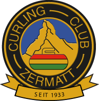 Curling Club Zermatt und Hory Trophy logo